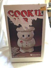 Vtg McCoy Doughboy Cookie Jar Bobby Baker Pillsbury NOS
