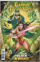 Grimm Fairy Tales (2017) #15 NM- 9.2 Cover A Zenescope Comics