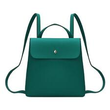 Women's Backpack PU Leather Shoulder Bag Handbag Schoolbags Mini Rucksack Purse