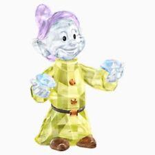 """SWAROVSKI Crystal-DISNEY 'S """"BIANCANEVE"""" - Cucciolo-versione a colori"""" & Nuovo di zecca in scatola"""