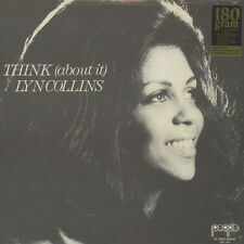 Lyn Collins-Think (about it) (vinile LP - 1972-US-REISSUE)