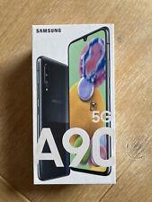 Samsung Galaxy A90 5G SM-A908B - 128GB - Black (Unlocked) (Single SIM)