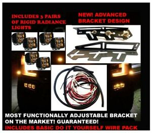 2017-2020 Ford Raptor Rigid Radiance Fog lights light Kit F-150 2019 VALUE KIT