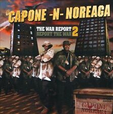 The War Report 2: Before the War * by Capone-N-Noreaga (CD, Jul-2010, Ice H2O)