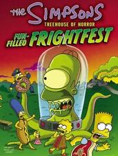 GRAPHIC NOVEL SALE! Simpsons Treehouse of Horror Fun-Filled Frightfest 1st Print