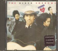 BLACK SORROWS Harley & and Rose CD 16 track 1990