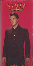 ELVIS PRESLEY FROM NASHVILLE TO MEMPHIS 60's 5-CASSETTES plus  94 Page Book NEW