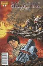 BATTLESTAR GALACTICA ZAREK Comic Book n°1 Variante A BSG Zarek n°1 cover A