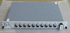 Teleste DVO124 Splitter Unit Optical Module, TV Receiving Equipment