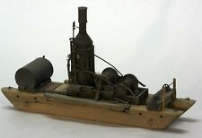 O/On3/On30 WISEMAN MODEL SERVICES AH&D 2 SPOOL LOGGING DONKEY ENGINE WINCH KIT