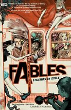 Fables Tp Vol 01 Legends In Exile New Ed (Mr) - Dc Comics - 2002