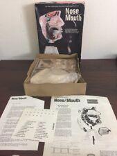Vintage Lindberg Anatomical Nose Mouth Model Kit #1339