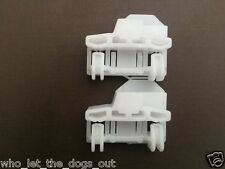 VW POLO WINDOW REGULATOR REPAIR CLIPS-FRONT RIGHT OSF SIDE