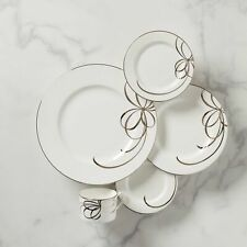 Kate Spade - Belle Boulevard 5-Piece Dinnerware Place Settings (Set of 8)