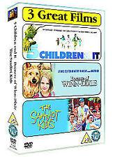 5 CHILDREN & IT / BECAUSE OF WINN-DIXIE / THE SANDLOT KIDS (3 DVD'S)