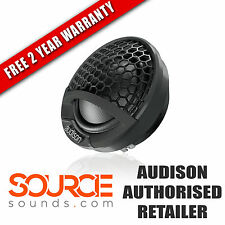 Audison Voce AV-11 28mm Tweeter Set - FREE TWO YEAR WARRANTY