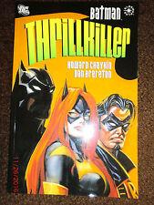 Batman ThrillKiller Tpb Oop Rare Batgirl Robin Catwoman Jla Superman Nightwing