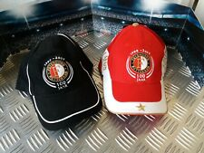 Feyenoord 100 jaar petjes Nieuw