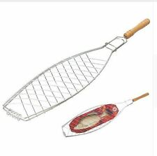 Cooking Tool Outdoor Beef Meat BBQ Barbecue Grill Mesh Fish Camping Bush Fire