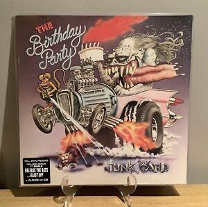 The Birthday Party - Junk Yard LP Post Punk Vinyl Nick Cave