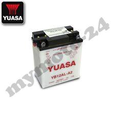 Battery Yamaha FZR600 3HE 3RG 3RH Built 1989 YUASA YB12AL-A2