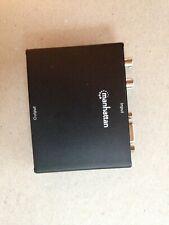 Manhattan 177351 VGA to HDMI Converter