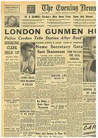 James Dean New Brando is Dead Original Paper 1st October 1955 East of Eden B20