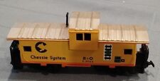 Chessie System Caboose, Ho Scale, Excellent Condition