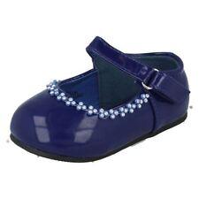 Scarpe casual blu con chiusura a strappo per bambine dai 2 ai 16 anni