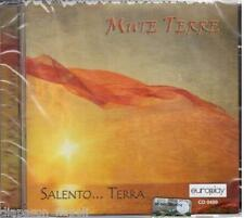 MUTE TERRE - Salento....Terra - CD