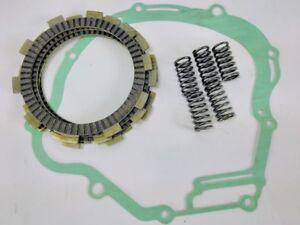 Yamaha YBR 125, Clutch Repair Kit, EBC & clutch gasket, springs 2006- 2016