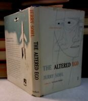 THE ALTERED EGO by Jerry Sohl Rinehart H Copyright 1954 hardcover & dust jacket
