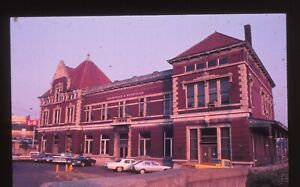 Orig 35mm Slide Transparency TV Station L&N Station Knoxville