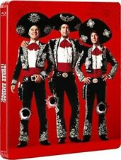 Three Amigos Limited Edition Steelbook Blu-ray 5037899065693