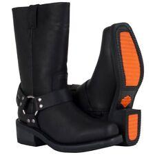 HARLEY-DAVIDSON® WOMEN'S HUSTIN WATERPROOF CE RIDING BOOTS D86007 EURO 37-UK 4