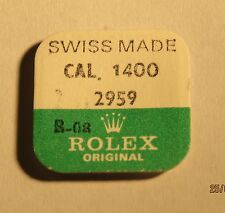 Genuine Rolex Set Lever  Cal 1400  2959 Factory Sealed B-08
