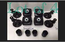4 Bosch Ltc0255Mc Cctv 480Tvl 3.5-8mm Security Surveillance Color Camera Bracket