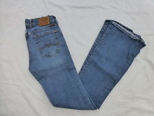 WOMENS LUCKY BRAND FLARE JEANS SIZE 4x33.5 #W1684