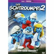 °°° DVD LES SCHTROUMPFS 2