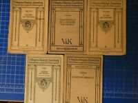 Velhagen & Klasings Sammlung Schulausgaben 5 Hefte H15548