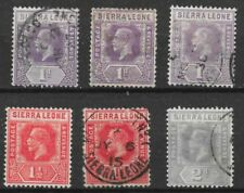 G/VG (Good/Very Good) 1 Pre-Decimal British Colony & Territory Stamps