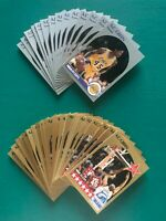 Lot of (38) 1990 Hoops A.C. GREEN Los Angeles Lakers Basketball Cards NM-MT++