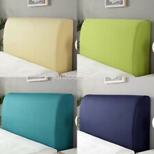 Simple Headboard Slipcover Protector Stretch Dustproof Cover for Bedroom Decor