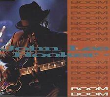 John Lee Hooker Boom boom (1992) [Maxi-CD]