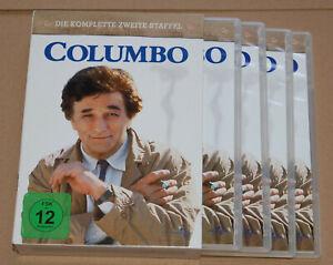 DVD: Columbo - Staffel 2 (2006) - 4 DVD
