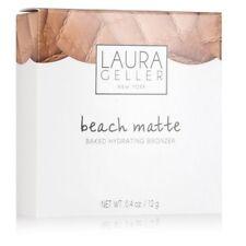 Laura Geller New York - Beach Matte - Baked Hydrating Bronzer - 0.4 Oz