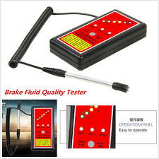 Auto Car Brake Fluid Liquid Oil Quality Tester Test Pen Detector Diagnostic Tool
