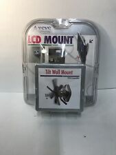 Axsys Vantage Point AXWL01-S Wall LCD TV Tilt Wall Mount Silver New In Package