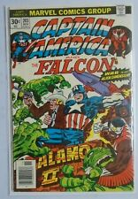 Captain America and the Falcon #203  4.0 VG (1976)