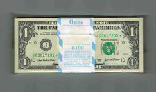 2003A  Missouri 'J' 100 $1.00 FRN Federal Reserve Star Notes Uncirculated